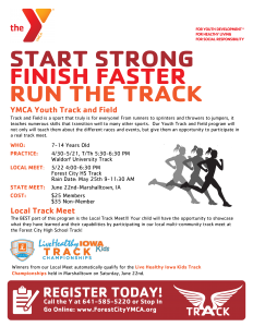 T&F Flyer